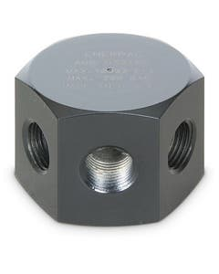 Enerpac A66 Hexagon Hydraulic Manifold