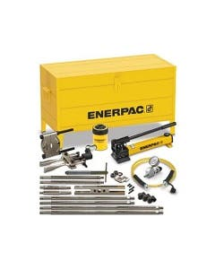 Enerpac BHP261G Hydraulic Cross Bearing Puller Set with Hand Pump