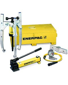 Enerpac BHP152 Hydraulic Grip Puller Set with Hand Pump