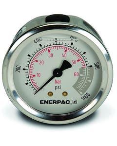 Enerpac G2533SR Hydraulic Pressure Gauge