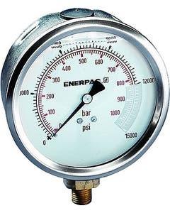 Enerpac G4089L Hydraulic Pressure Gauge