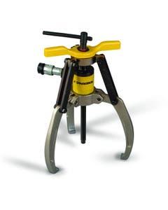 Enerpac LGH310 3 Jaw Hydraulic Lock-Grip Puller with Hydraulic Cylinder