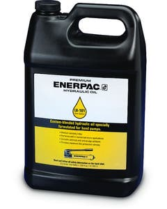 Enerpac LX101 Hydraulic Oil for Hand Pumps
