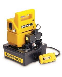 Enerpac PUD1100E Economy Electric Hydraulic Pump