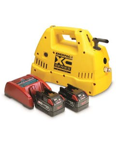 Enerpac XC1202ME Cordless Hydraulic Pump