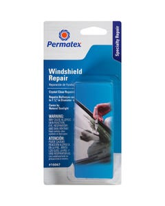 Permatex 16067 Bullseye Windshield Repair Kit