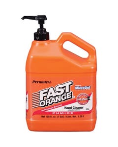 Permatex Fast Orange 25218 Fine Pumice Lotion Hand Cleaner