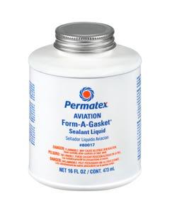 Permatex 80017 Aviation Form-A-Gasket No. 3 Sealant Liquid
